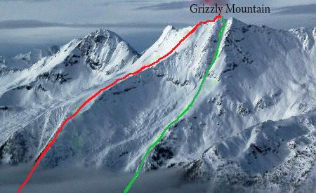 Grizzly Couloir