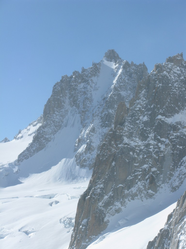 The North Face of la Tour Ronde