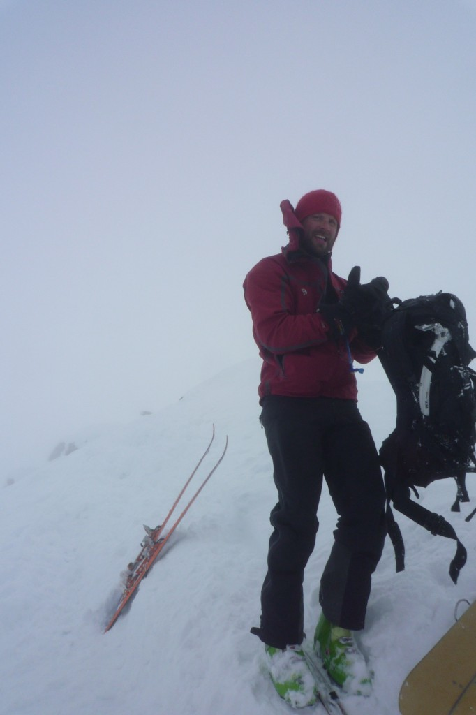 Me on the summit.....beautiful!