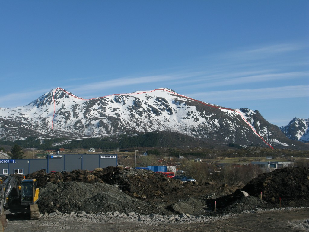 Bulitinden & Guratinden from left to right