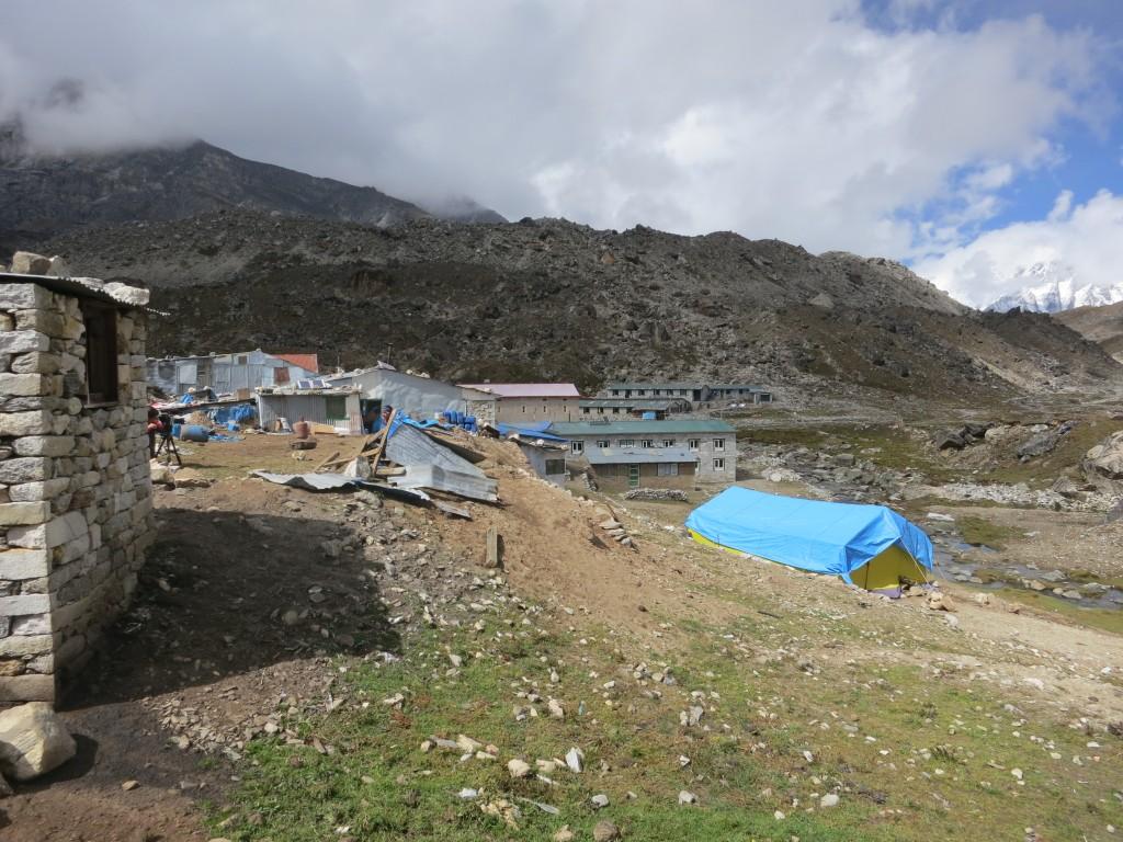 Lobuche (4,900m), Nepal